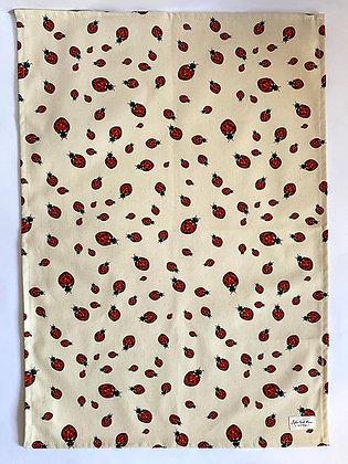 Tea Towel |  Lady Bug