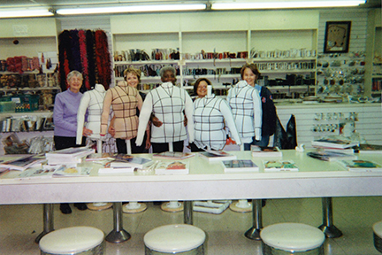Self-made Dressform Class