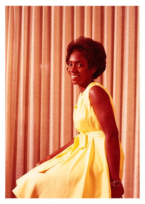 The Little Yellow Dress