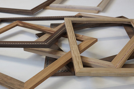 Cornici in legno massello