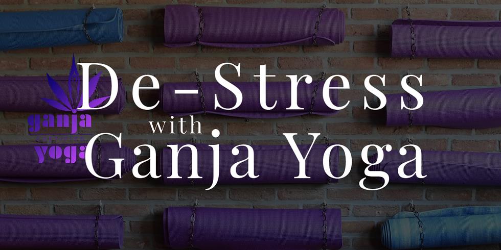 De-Stress with Ganja Yoga