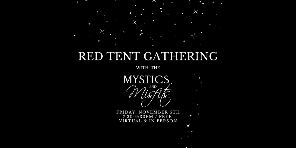 Red Tent Gathering