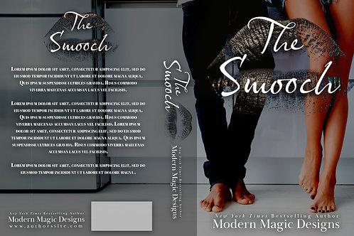 The Smooch PreMade Book Cover Design