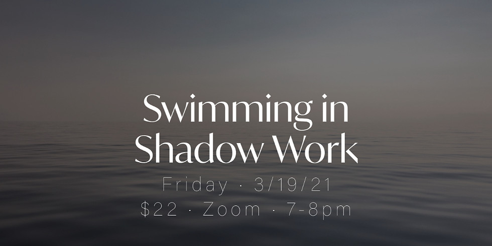 Swimming In Shadow Work