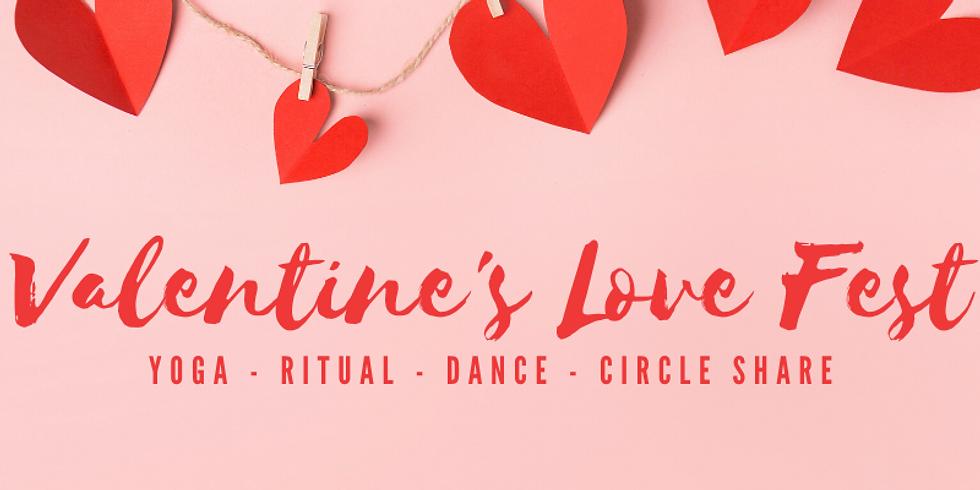 Valentine's Day Love Fest