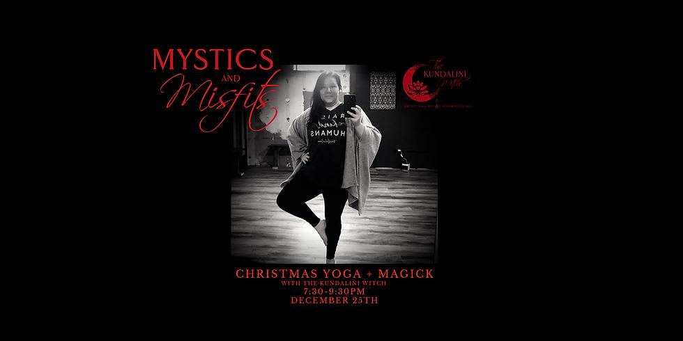 Christmas Evening Yoga + Magick