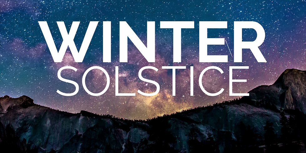 Winter Solstice with The Kundalini Witch