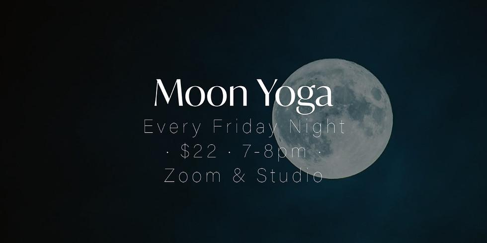 Moon Yoga - Weekly