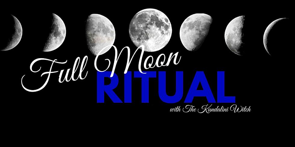 February Full Moon Ritual