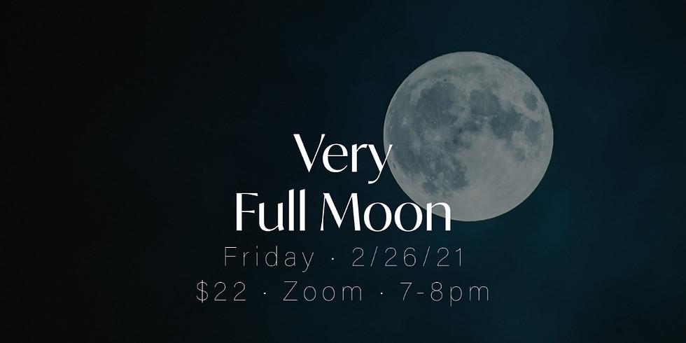 Yoga: Very Full Moon