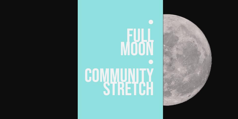 Full Moon Community Stretch