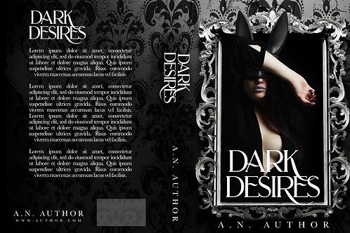 Dark Desires PreMade Book Cover Design