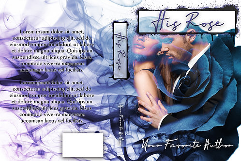 His Rose PreMade Book Cover Design