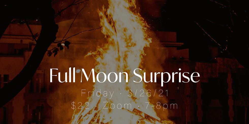 Full Moon Surprise