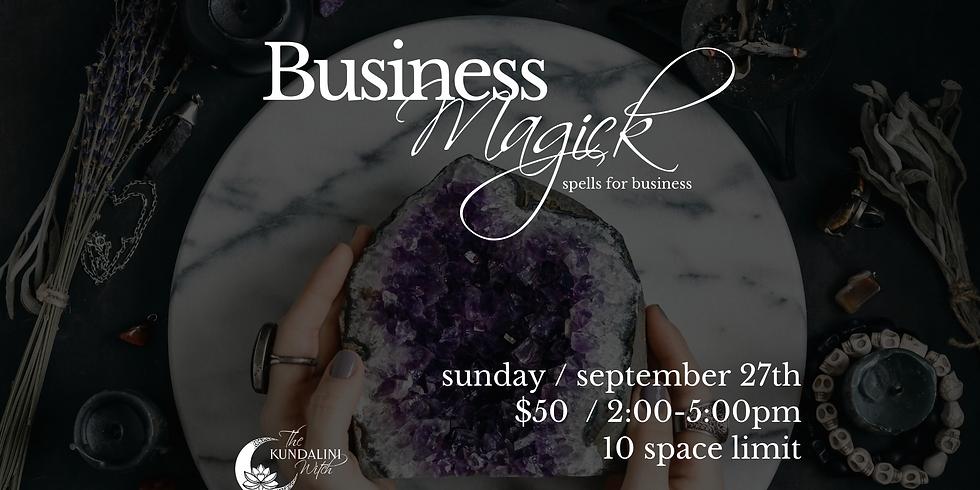 Business Magick