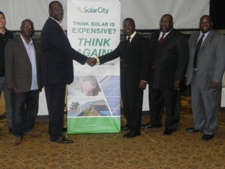 André Wallace Teams Up With SolarCity To Deliver Better Energy, Training and Jobs For Mt. Vernonites