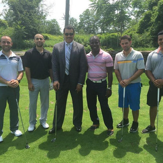 Andre Wallace Golf Outing