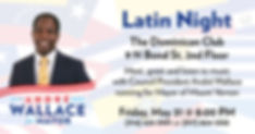 Latin Night (FB Event Cover Photo) - Eng