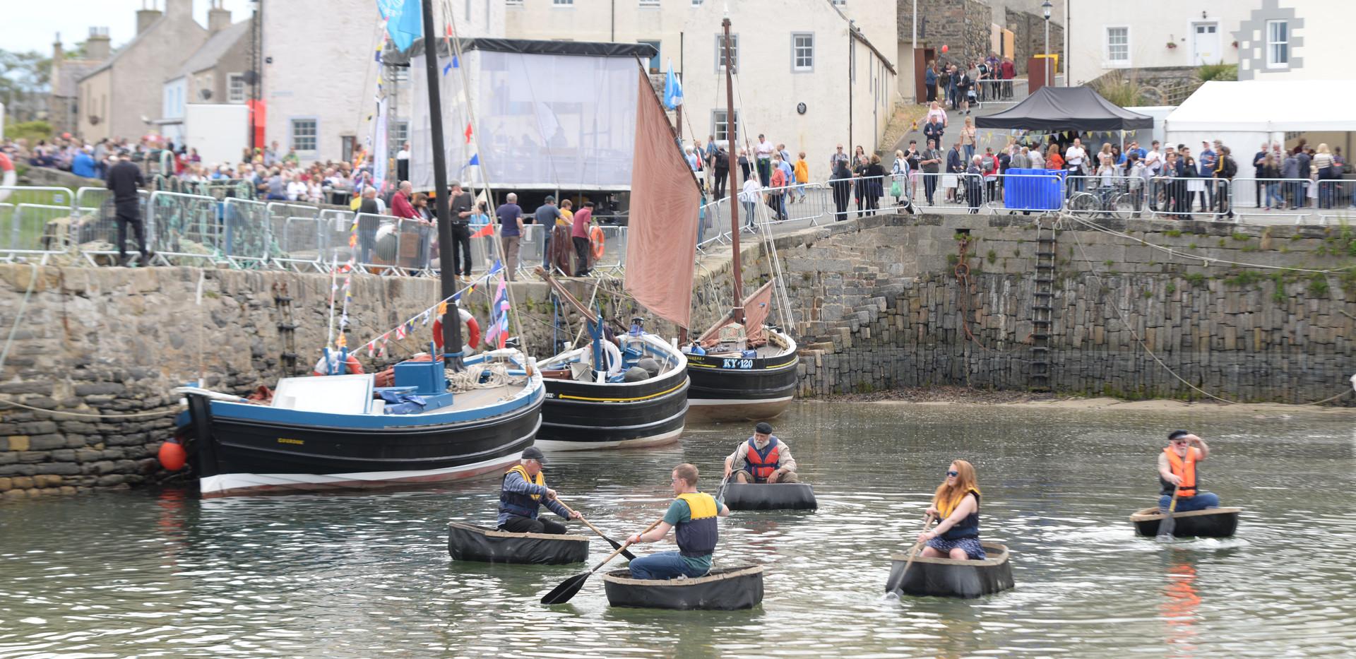 Scottish Traditional Boat Festival 2019