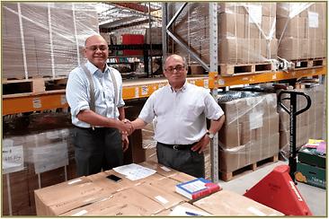 Mayoor-Patel-Founding-Trustee-and-Vinay.