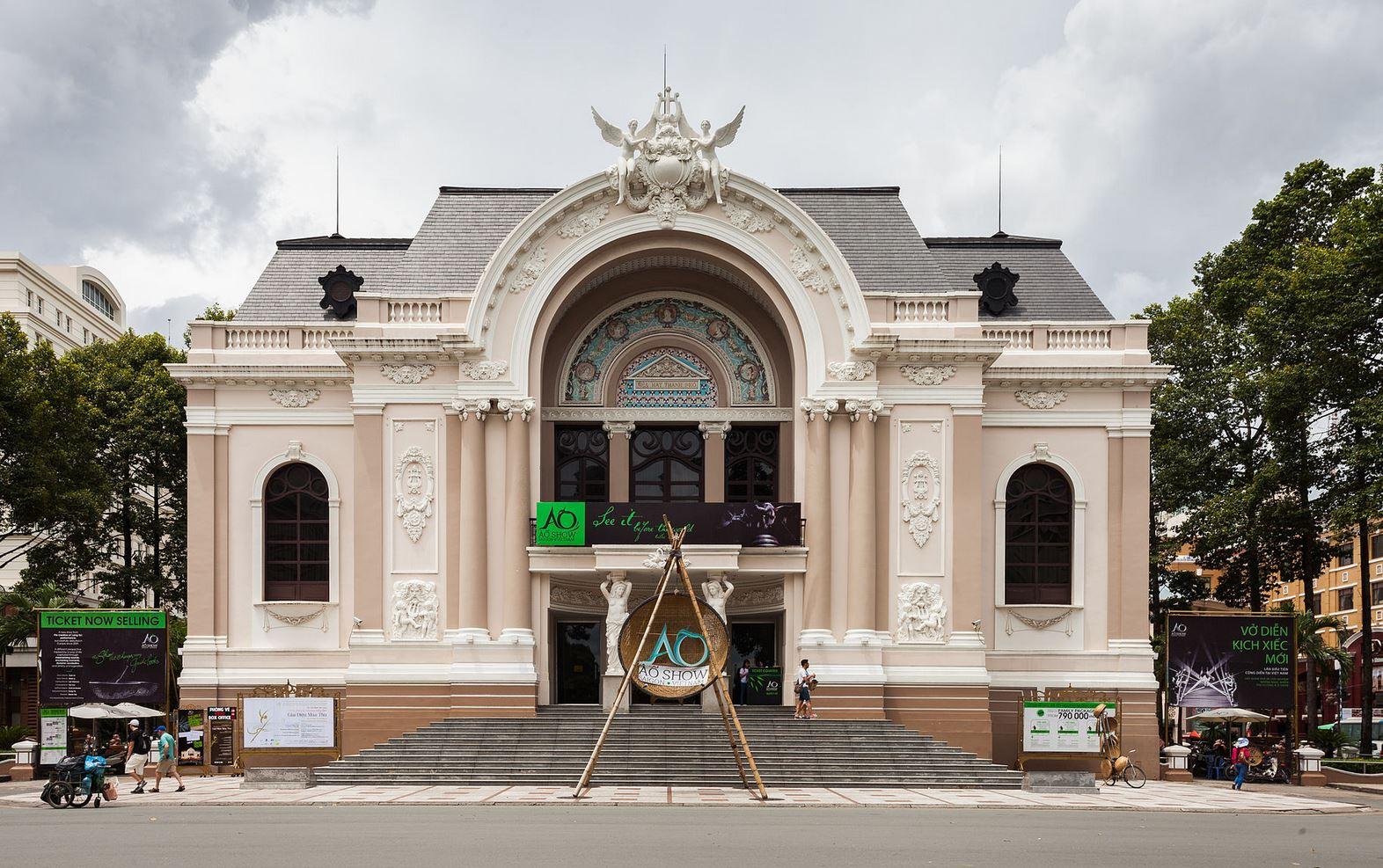 ホーチミン市民劇場