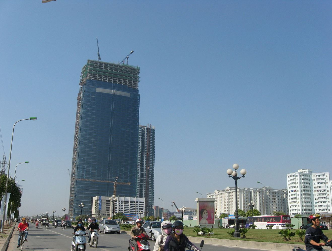 京南ハノイランドマークタワー