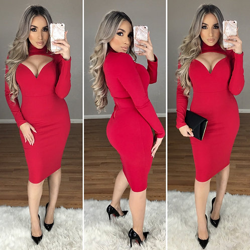 DESIRE Couture Dress (RED)
