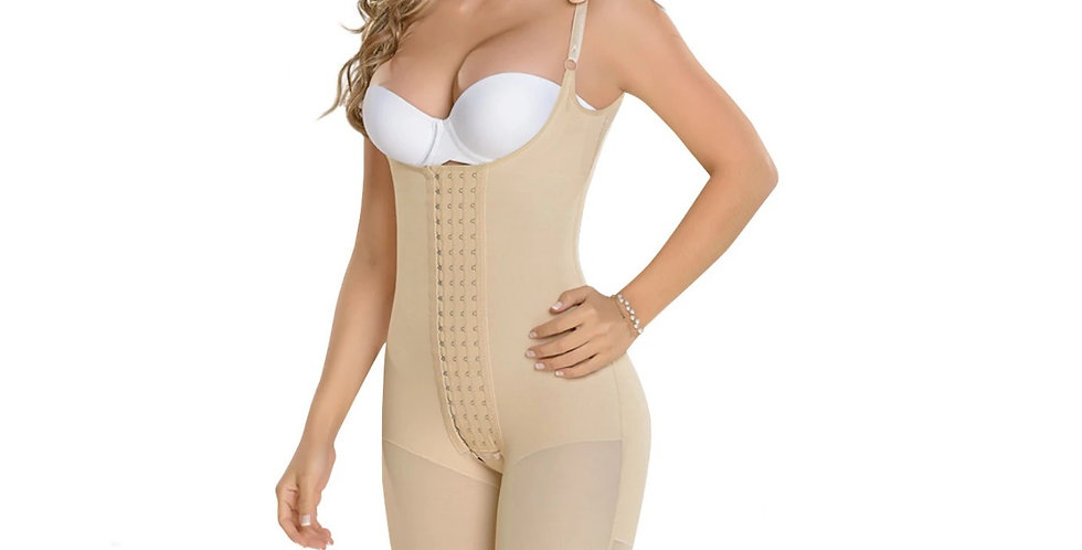 Long Girdle with 4 fastening levels Ref. F0080