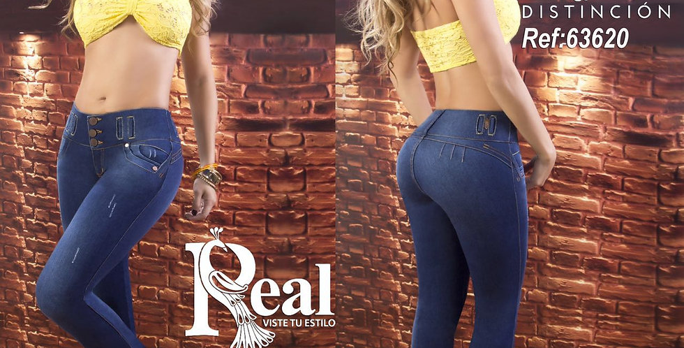 REAL Jeans perfect shape  #63620