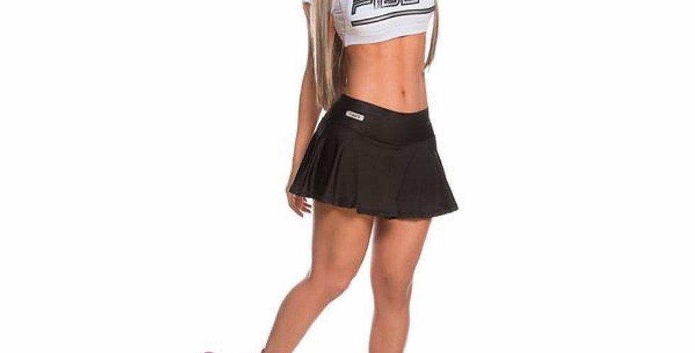 Fiber Skirts Shorts Black