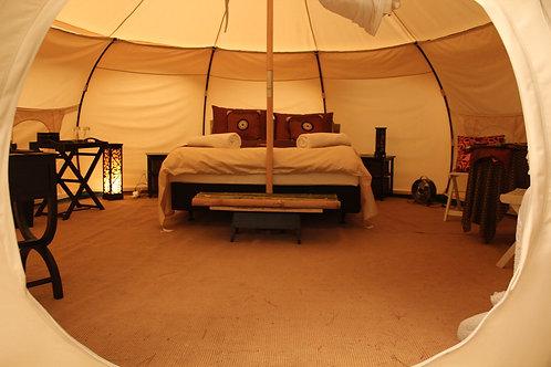 Zen Tent Week Day Voucher