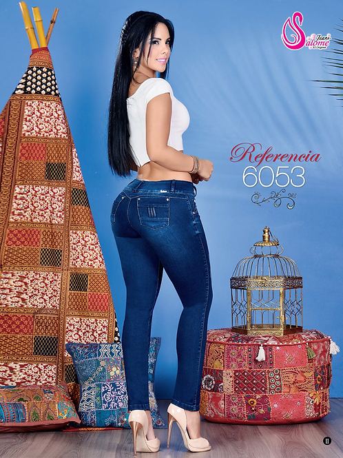BUMP UP JEANS SALOME 6053