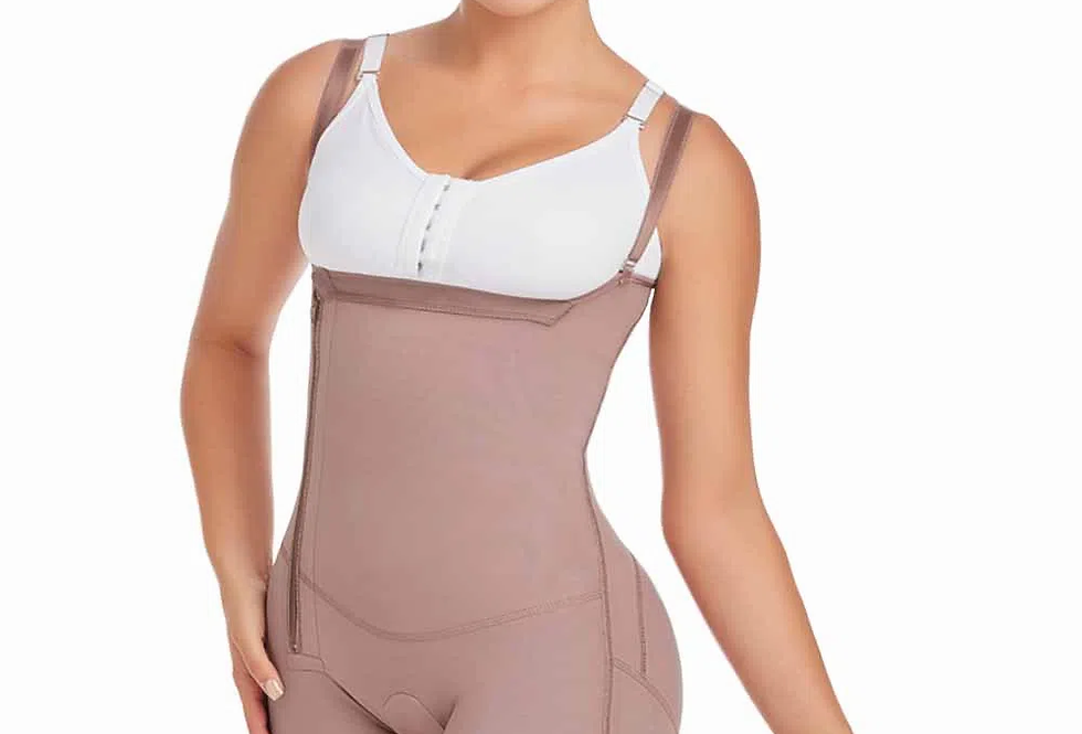 Mid-leg shapewear ref 09048