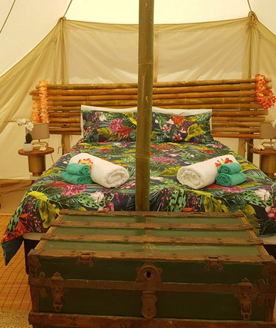 The Honolulu Paradise Valley Glamping