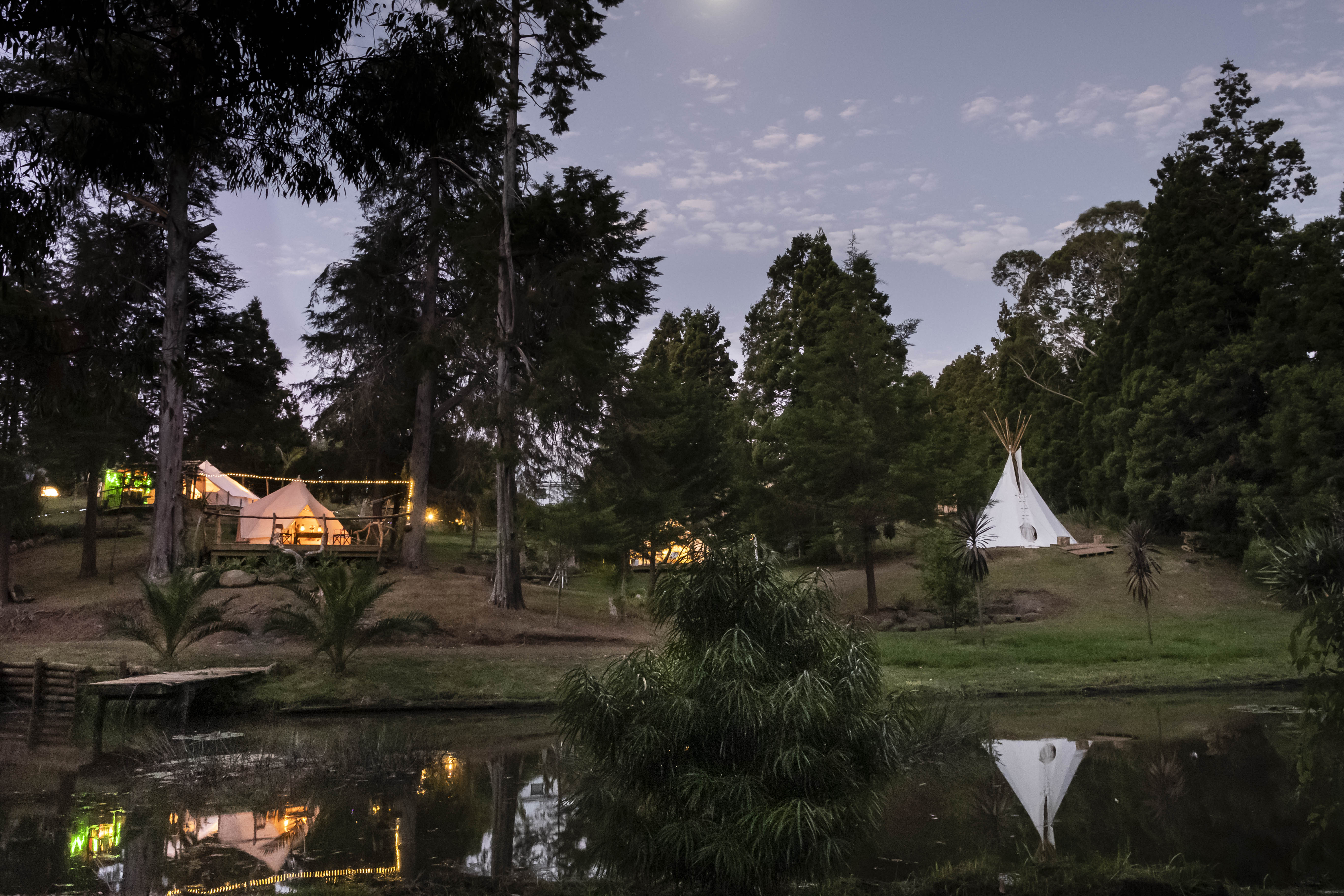 paradise valley glamping