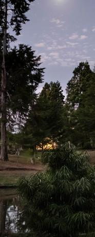 Paradise Valley Glamping lake view