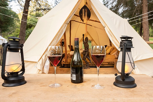 Safari Tent Weekend VOUCHER