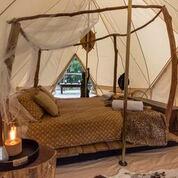 Safari Tent Paradise Valley Glamping