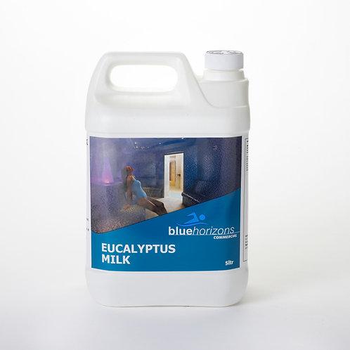 Sauna Eucalyptus Milk 5ltr