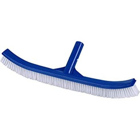 Plastic Brush with Nylon Bristles - 46cm