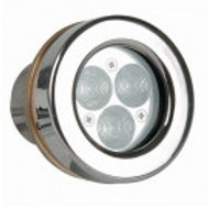 Hugo Lahme Chrome Light - HalogenLight and Faceplate