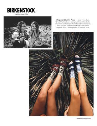 Birkenstock Triplet + Cousin Campaign