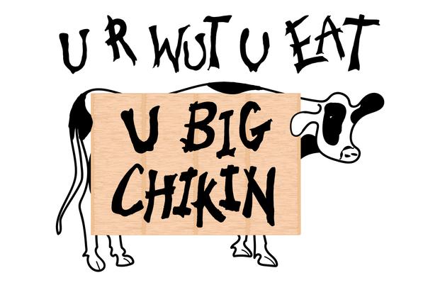 Anti Chick-fil-A Poster Campaign