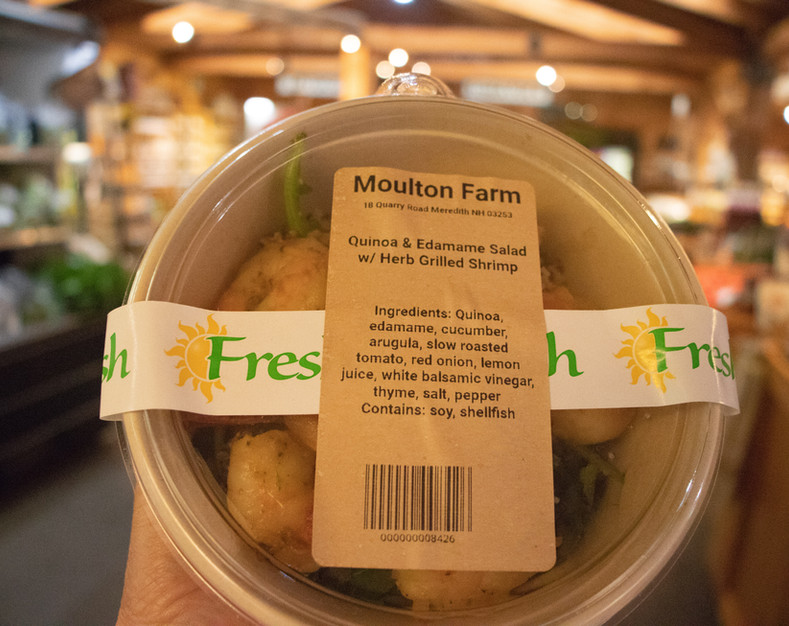 farm kitchen quinoa edamame salad with herbed grilled shrimp farm market background.jpg