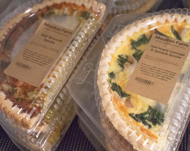 farm kitchen farm bakery maple sausage spinach quiche broccoli quiche half 2.jpg