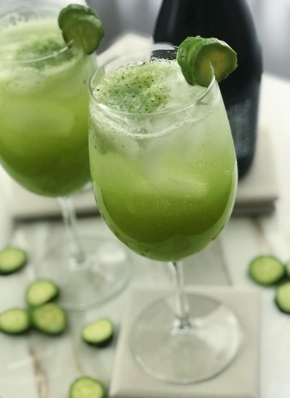 green drink ideas