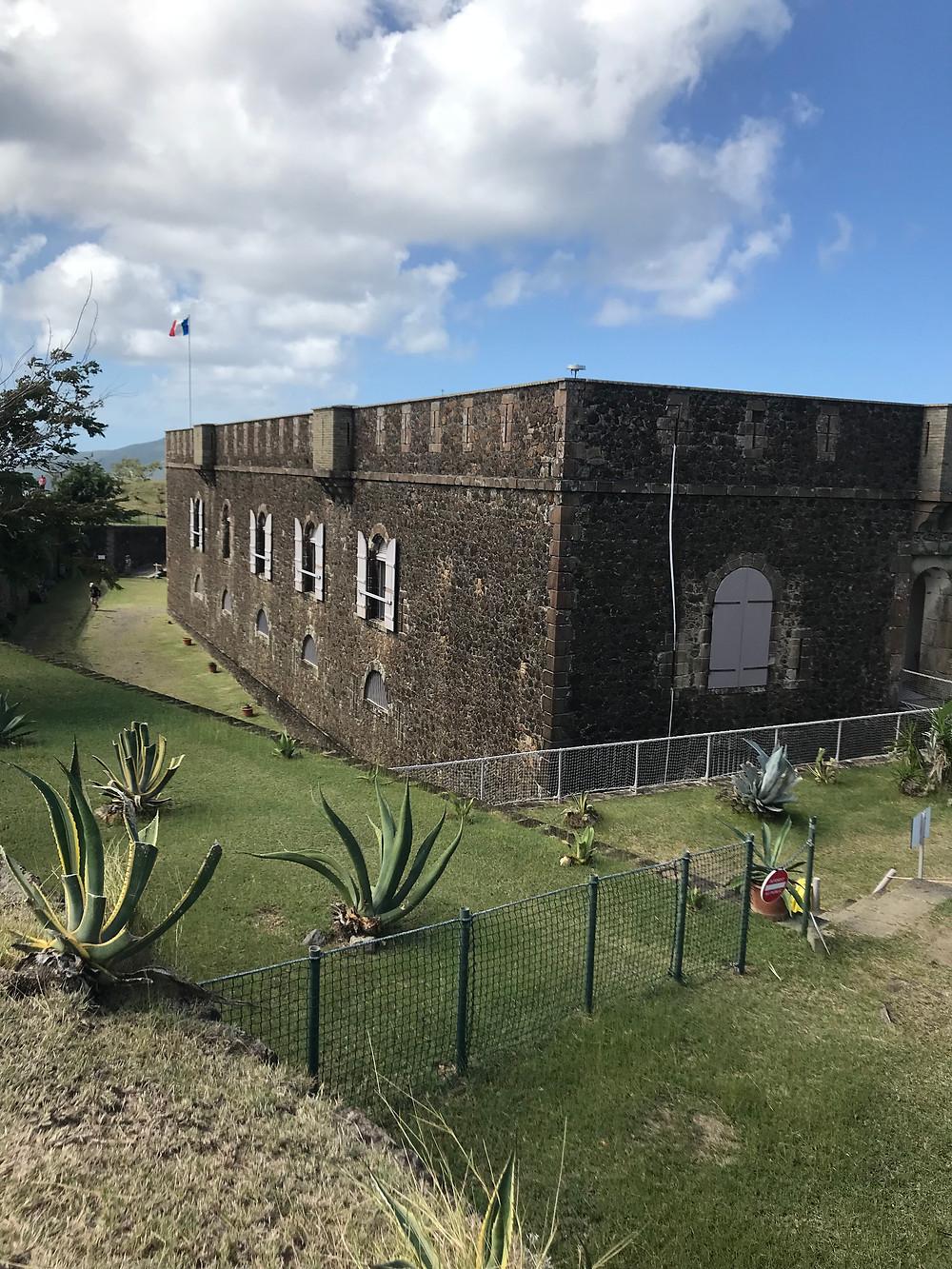 Fort Napoleon Des Saintes