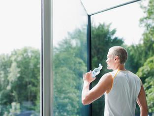 トレーニング時の水分補給の目安