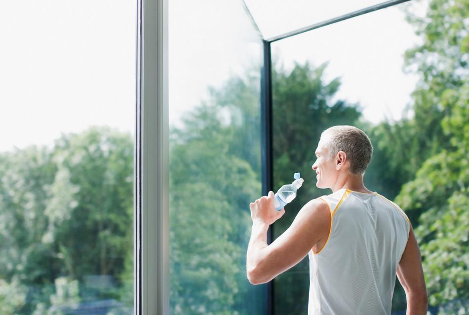 น้ำ... จุดเริ่มต้นของสุขภาพที่ดี