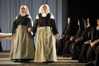 Constance (Dialogue des carmélites) Opéra de Montréal 2017